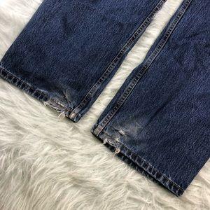 Levi's Jeans - Levi's 550 Relaxed Fit Men's Jeans 40x32 Blue